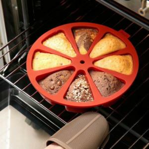 Szeletes sütemény forma