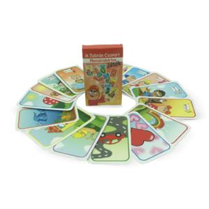 Tulipán Csoport - Memóriakártya - játék
