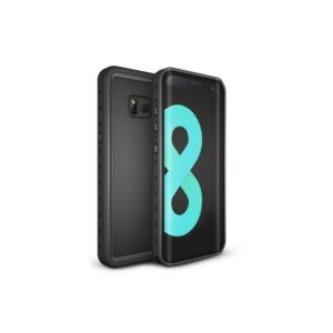 Vízálló és ütésálló tok Galaxy S9 Fekete