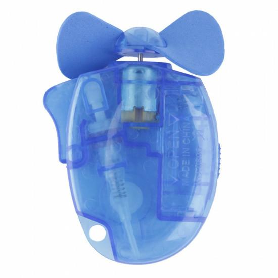 Hordozható mini hűsítő Kék