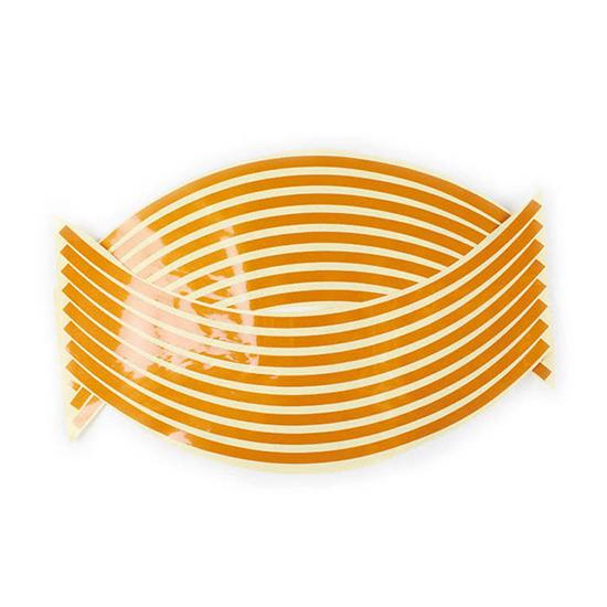 Felnicsík szett narancssárga -fényvisszaverős-
