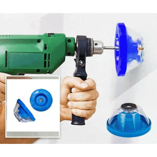 Porgyűjtő adapter fúrógépekhez
