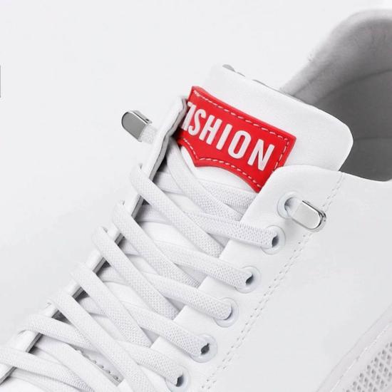 Kötésmentes cipőfűző-Fekete