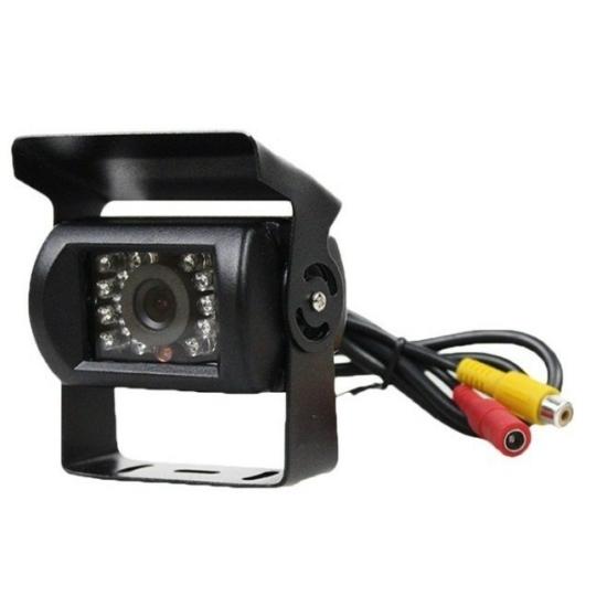 24V fémházas extrém strapabíró éjjellátó vízálló tolatókamera