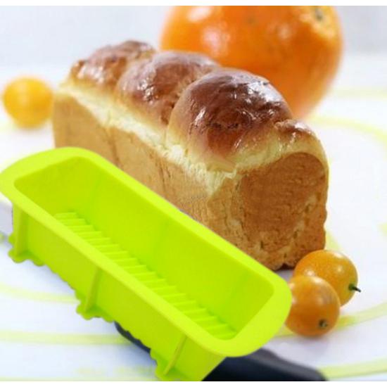 Tapadásmentes szilikon kenyérsütő forma