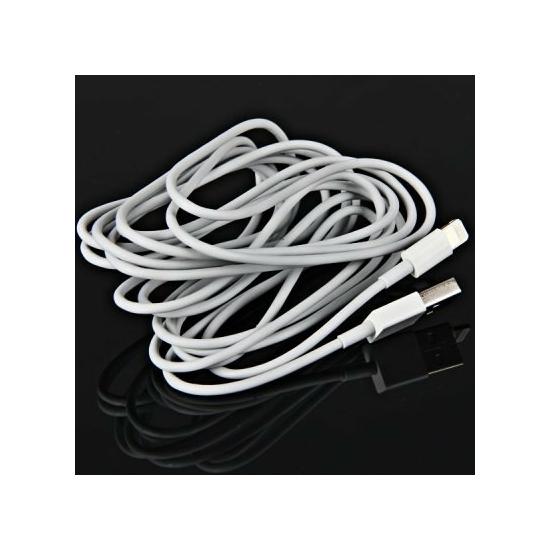 3 méteres USB kábel iPhone-hoz és iPad-hez