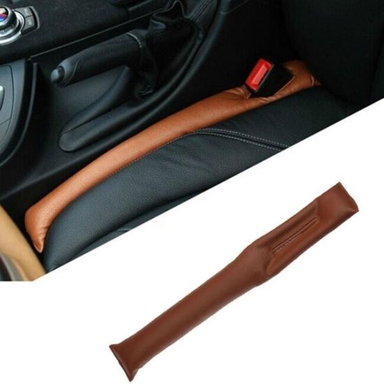 Autós kiegészítő, autós ülésbetét Barna