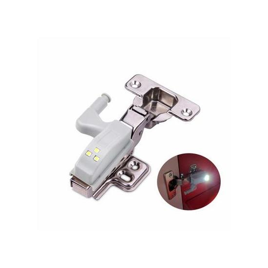 4db Mozgásérzékelős szekrény/gardrób lámpa