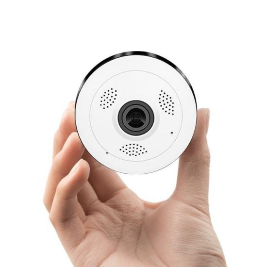 360 fokos látószögű megfigyelő kamera
