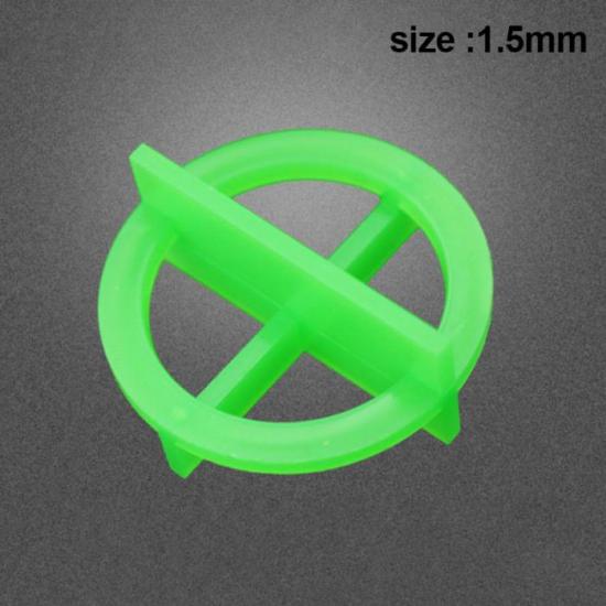 Csempeszintező, fugakereszt 1,5 mm (100 db)
