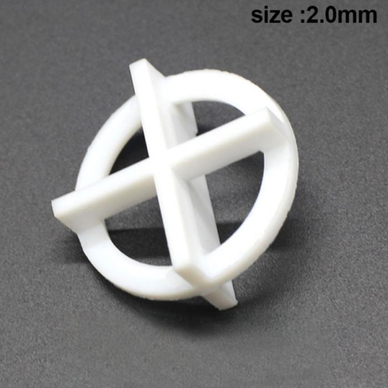 Csempeszintező, fugakereszt 2 mm (100 db)