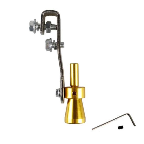 Turbó hang imitátor arany