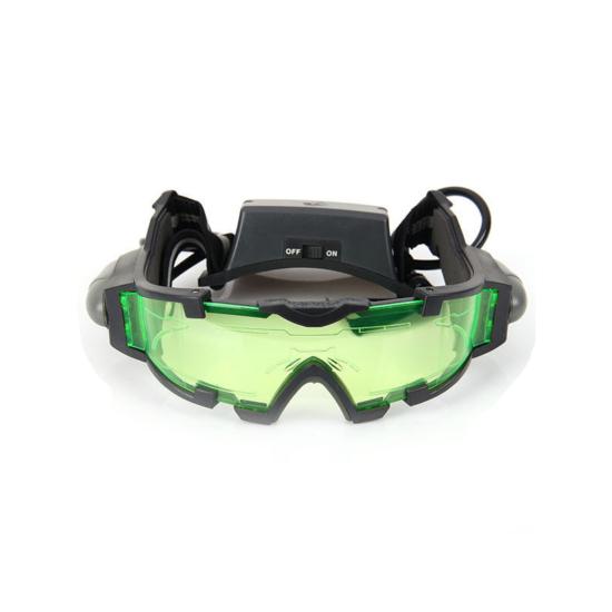 LED-es szemüveg, szemüveg lámpával