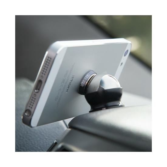Mágneses autós telefontartó, univerzális mobil tartó