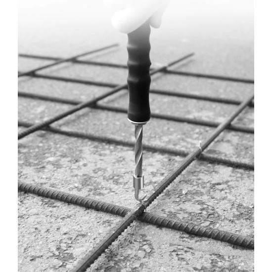 Kézi betonvas gyorskötöző füles huzalhoz