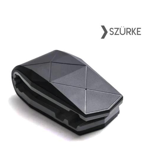 Autós telefontartó műszerfalra Szürke