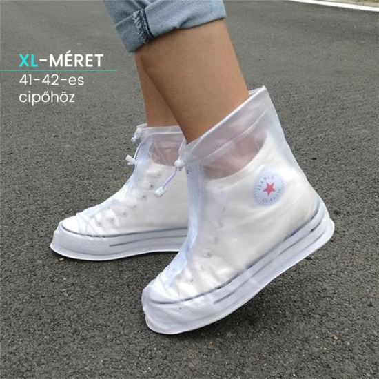 Vízálló cipővédő XL méret