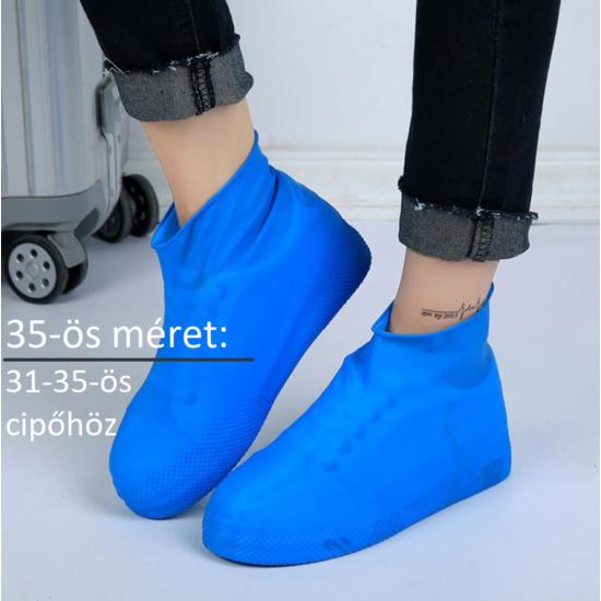 Lábzsák, cipővédő (vízálló) 35