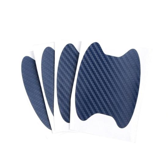 Karcolásvédő fólia autófogantyú alá kék