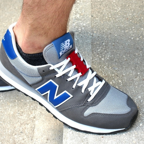 Mágneses cipőfűző Fehér