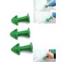 Kép 2/3 - Tömítő fúvókák (3 különböző mérettel)