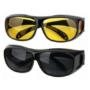 Kép 1/2 - Sofőr szemüveg, vezetői szemüveg 2 db (nappali/éjszakai)
