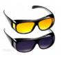 Kép 2/2 - Sofőr szemüveg, vezetői szemüveg 2 db (nappali/éjszakai)