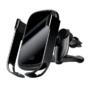 Kép 2/3 - Baseus Rock Smart vezeték nélküli töltő és autós telefontartó