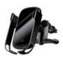 Kép 3/3 - Baseus Rock Smart vezeték nélküli töltő és autós telefontartó