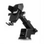 Kép 2/3 - Öntapadós, teleszkópos autós telefontartó