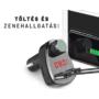 Kép 3/6 - Autós Bluetooth Transzmitter, Kihangosító