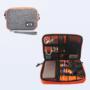 Kép 3/3 - Rendszerező táska kütyüknek Szürke