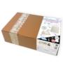 Kép 3/3 - Lacy Box - hatalmas baba mama ajándék - lenyomat készítők és ajándékok - kézszobor, lábszobor
