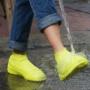 Kép 9/10 - Cipővédő szilikon sárga L (42-45)