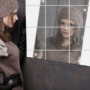 Kép 3/8 - Tükör matrica, öntapadós tükör, dekor tükörfólia