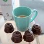 Kép 1/6 - Újratölthető kávékapszula, utántölthető kapszula 5 db