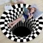 Kép 1/4 - 3D térhatású szőnyeg