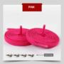 Kép 2/5 - Kötésmentes cipőfűző-Pink