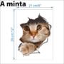 Kép 2/3 - 3D Cica Matrica - A minta