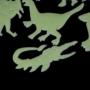 Kép 3/4 - Dínós világító faldíszek (9 db)