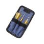 Kép 6/7 - 3 db-os lépcsős fúrókészlet - Ajándék tároló táskával