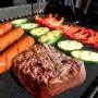 Kép 1/18 - Grill sütőlap, grill alátét (tapadásmentes)