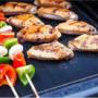 Kép 6/18 - Grill sütőlap, grill alátét (tapadásmentes)