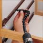 Kép 5/8 - Flexibilis fúrószár csatlakozó fúróhoz, csavarhúzóhoz