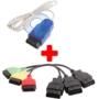 Kép 1/5 - FIAT diagnosztika FiatEcuScan szett interfész + kábel adapterek ABS LÉGZSÁK MOTOR
