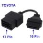 Kép 2/4 - Toyota OBD 17 PIN átalakító Toyota diagnosztika
