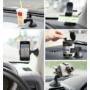 Kép 1/8 - Univerzális autós és asztali mobiltartó