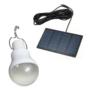 Kép 3/8 - Hordozható napelemes LED villanykörte 15w 130 LM