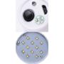 Kép 5/8 - Hordozható napelemes LED villanykörte 15w 130 LM
