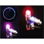 Kép 6/11 - Világító LED szelepsapka 4 db